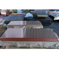 Cheap Decorative Copper Flat Plate Hot Rolled Antique Brass Copper Sheet Polished for sale