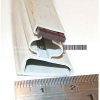 Cheap PVC profilewith magnetic strip fitted for sale