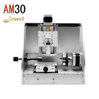 Cheap jewelery tools and machine am30 small portable wedding ring engraving machine inside and outside cnc ring engraver for sale