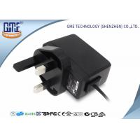 Cheap 5V 2000mA AC DC Power Adapter 3 UK Prong Plug For Medical Machine for sale