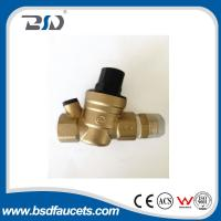 Cheap Lead-free Brass Hot-selling to European Market Water Adjustment Pressure Reducing Valve for sale