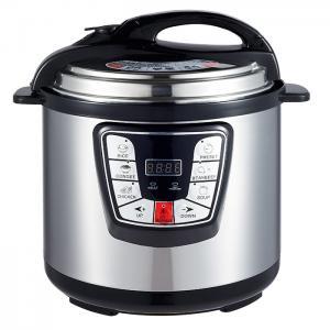 Cheap 4L/5L/6L/8L/10/12L Leguan electric wholesale Multipurpose power stainless steel commercial pressure cooker for sale