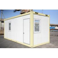 Cheap Site Accommodation, Standard Prefab Container House for sale