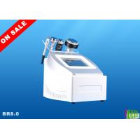 China Ultrasonic Cavitation Shaping Machine / Skin Care Beauty Device For Ladies BR8.0 on sale