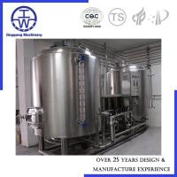 Cheap PLC Control Commercial Beer Brewing Kit Craft Brewery Draft Beer 1000L 10BBL for sale