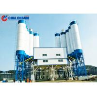 China Stationary Central Control Mini 120m3/H Automatic Concrete Batching Plant on sale