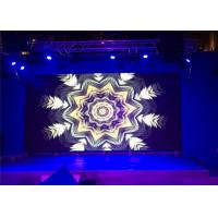 Cheap 4.81mm Pixel Pitch Led Stage Screen Rental Backdrop 5000 Nits Brightness 2800Hz for sale