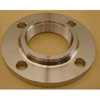 Cheap 310S Material class 2500 Steel Pipe Flang , stainless steel NPT threaded flange for sale