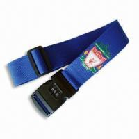 Cheap Luggage Strap/Belt, OEM Order are Welcome, Various Kinds are Available for sale