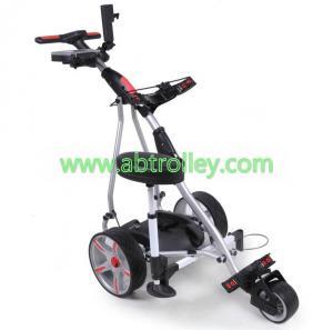 China P1 digital sports electric/remote golf trolley on sale