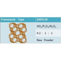 Cheap SAPO-34 Zeolite , SAPO-34 Catalyst For Auto Exhaust Purification wholesale