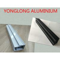 T5 / T6 Powder Coated Aluminium For Window / Door Square Shape for sale