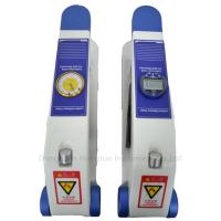 China IUP/36 - EN ISO 17235 2002 Fabric Softness Tester Machine , Portable Pointer Type Shoes Leather Testing Equipment on sale