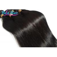Cheap Grade 7A Unprocessed Straight Indian Virgin Human Hair Extensions 24 Inch for sale