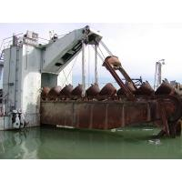Portable Suction Dredge : Portable sea cutter ship dredger suction dredge with