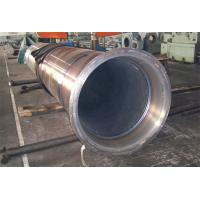 Cheap Thick Wall Horizontal Centrifugal Casting Pipe / High Pressure Boiler Tube  Hardness 240 - 280 HB OD 1000MM for sale