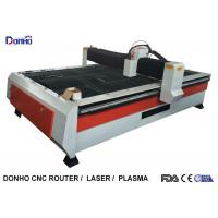 Cheap Heavy Duty Structure CNC Plasma Cutting Machine With Chuangwei Stepper Motor for sale