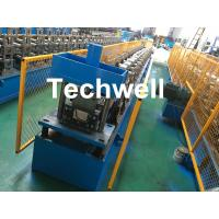 Cheap Steel Metal Gutter Roll Forming Machine For Making Rainwater Gutter & Box Gutter With PLC Frequency Control for sale