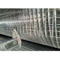 Cheap 0.8 mm Galvanized Welded Wire Mesh Rolls For Agriculture Protection for sale