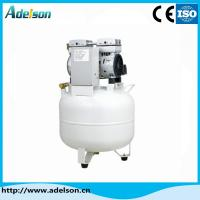 Buy cheap Silent portable dental air compressor inside lacquered from wholesalers