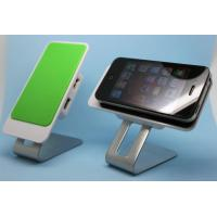Cheap 4 port 2.0 usb hub with Mobile Phone Holder with charger for promotion gift for sale