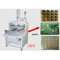 Cheap Strict requirement pcb punching machine made in dongguan for sale