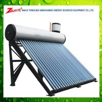 China evacuated tube solar water heater on sale