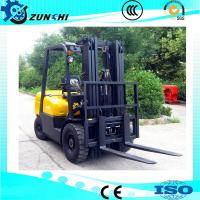 China Best quality and low price 2t manual hydraulic forklift CPCD25FR on sale