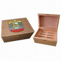 Cheap Cigar Humidor/Box, Measures 351x252x168mm for sale