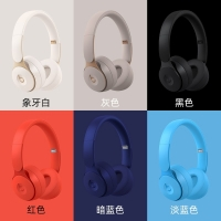 Cheap APPLE Beats by Dr. Dre - Solo Pro Wireless NC On-Ear Headphones Noise Cancelling Bluetooth maade in china for sale