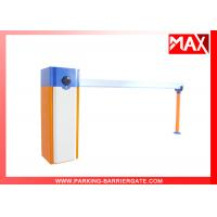 Security Entry Boom Barrier Gate , Car Parking Barrier Gate System