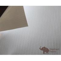China Custom Fabric Banners Pp Woven Roll , 0.35mm Pp Synthetic Paper For Outdoor on sale