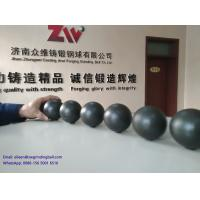 Cheap Cast iron and forged Grinding Steel balls for sale