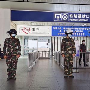China Detect Coronavirus Sufferers Robocop Style Helmets on sale