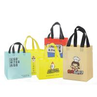 China Die Cutting Non Woven Packaging Bag , Promotional Shopping Bag Heat Seal on sale