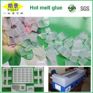 Cheap HS 35069190 Hot Melt Glue Pellets For EPE Foam , Aging Resistance wholesale