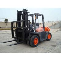 China Euro III  / ISUZU Engine Diesel Operated Forklift Material Handling Equipment on sale