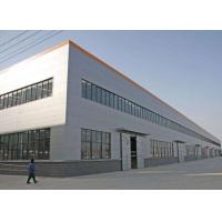 Buy cheap Steel Structure Metal Frame Building Warehouse Q345B Q355 from wholesalers