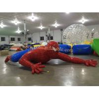 Cheap inflatable spiderman inflatable superhero for sale