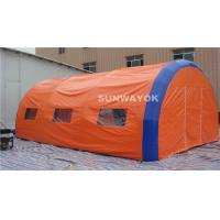 Durable Inflatable Large Tent  / Promotional Advertising Inflatable Marquee