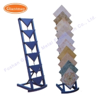 China Ceramics Display Stands For Sales Tiles Used on sale