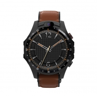 Cheap Double Lens HD5.0MP Camera 1.25GHz 4G Smart Phone Watch for sale