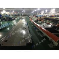 Buy cheap Transportation Industrial Robotic Linear Track , Long Stroke 7th Axis Up To 70m from wholesalers