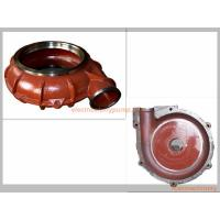 Horizontal Centrifugal Pump System , Centrifugal Mud Pump High Hardness