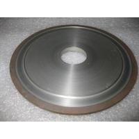 Buy cheap 1V1 Diamond grinding wheel for carbide from wholesalers