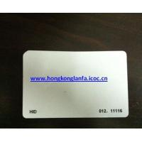Buy cheap HID 1386 - ISOProx Card.125KHZ Card from wholesalers