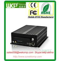 Cheap 4CH HDD full hd MDVR 3g wifi bus mobile dvr viewer h2.64 cms mobile dvr system h 264 for sale