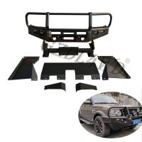 Cheap OEM Front Bumper Guard , Range Rover 2006-2009 Discovery 3 4 Bull Bar Front Bumper Skid Plate Kit for sale