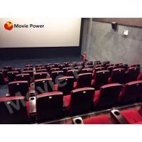 China 100 Pcs Movies Profitable 5D Movie Theater Interactive For Amusement Park on sale