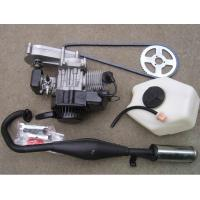 Cheap Motorcycle  Engine  Parts Bicycle Gasoline Engine 1E40FA for sale